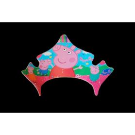 Corona Peppa Pig Paquete x12