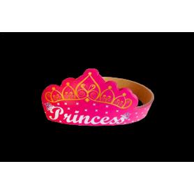 Corona Princesas Paquete x6