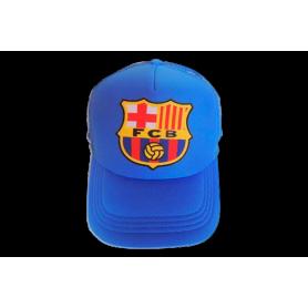 Cachucha Fútbol Club Barcelona Azul