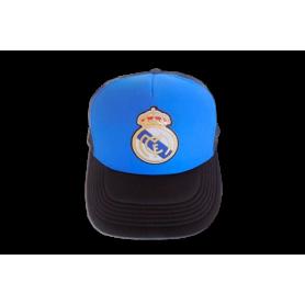 Cachucha Real Madrid Negra Azul