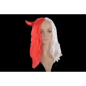 Peluca Angel Diabla