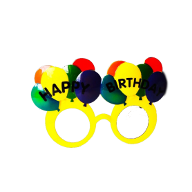 Gafa Happy Birthday Colores Surtidos