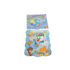 Festón Baby Shower Niño Surtifiestas