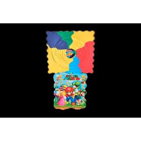 Festón Mario Party Surtifiestas