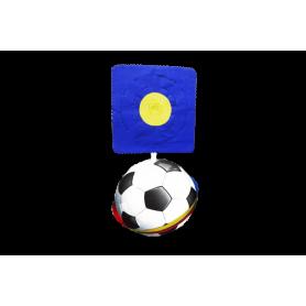 Festón Fútbol Selección Colombia CyM