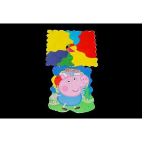 Festón Peppa Pig George