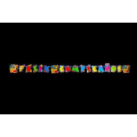 Letrero Feliz Cumpleaños El Chavo