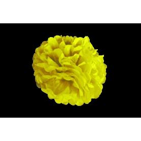 Pompón Grande  Amarillo