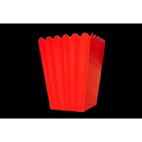 Crispetera Rojo Paquete x12