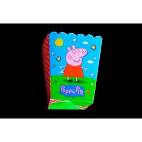 Crispetera Peppa  Pig Paquete x12