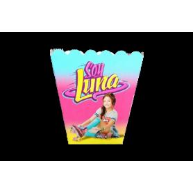 Crispetera Soy Luna Paquete x12
