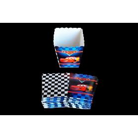 Crispetera Cars Paquete x12