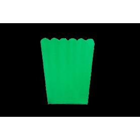 Crispetera Verde Navidad Paquete x12