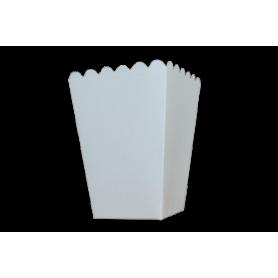 Crispetera Blanco Paquete x12