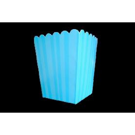 Crispetera Azul Celeste Paquete x12