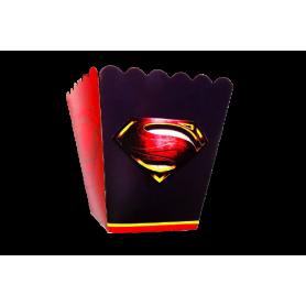 Crispetera Superman Paquete x12