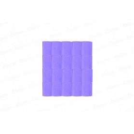 Cortina Crepe Lila