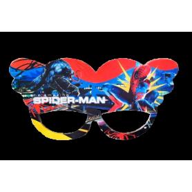 Antifaz Grande Spiderman  Paquete x12