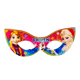 Antifaz Pequeño Frozen Paquete x12
