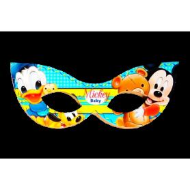 Antifaz Pequeño Mickey Baby Paquete x12