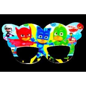 Antifaz Grande Héroes en Pijama