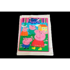 Bolsa Peppa Pig Paquete x12