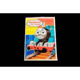 Bolsa Thomas Y Sus Amigos Paquete x20