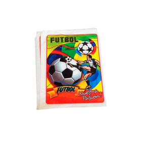 Bolsa Fútbol Paquete x12