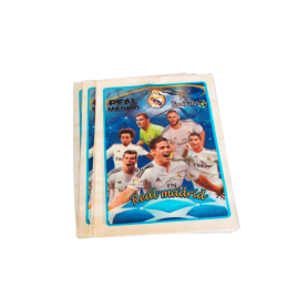 Bolsa Real Madrid Paquete x12