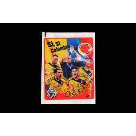 Bolsa Selección Colombia Paquete x12