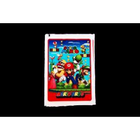 Bolsa Mario Party Paquete x12