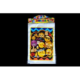 Bolsa Emoticones Paquete x12
