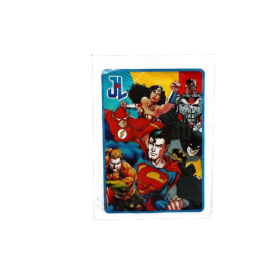Bolsa Liga de la Justicia Paquete x12