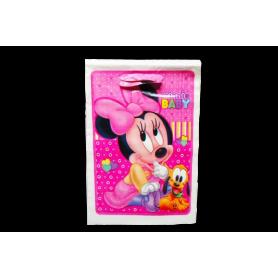 Bolsa Minnie Baby Paquete x12