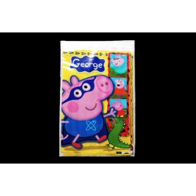 Bolsa Peppa Pig George Paquete x20