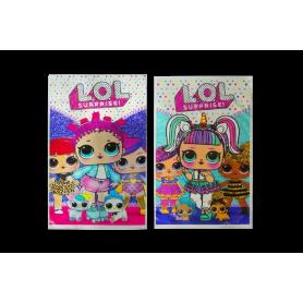 Bolsa LOL Surprise Paquete x20