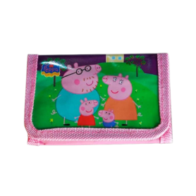 Billetera Peppa Pig