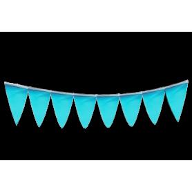 Banderín Fondo Entero Azul Celeste
