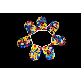 Pasacalles Plástico Mickey Mouse