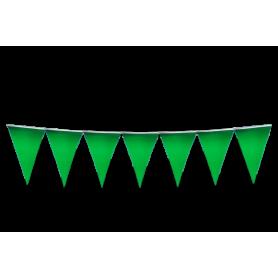 Banderín Fondo Entero Verde Antioquia