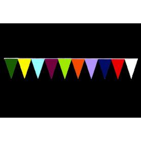 Banderín Colores  Surtidos