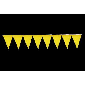 Banderín Fondo Entero Amarillo