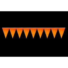 Banderín Grande Naranja
