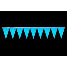 Banderín Fondo Entero Azul