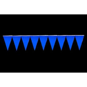 Banderín Fondo Entero Azul Real