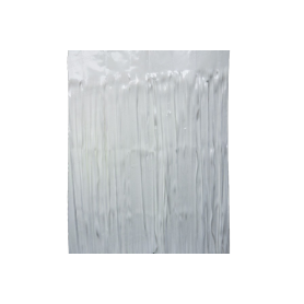 Cortina Flecos Blanco
