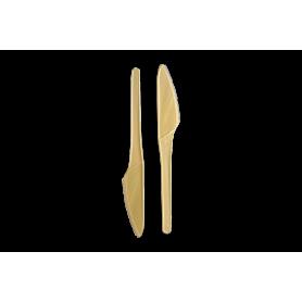 Cuchillos Dorados Paquete x10