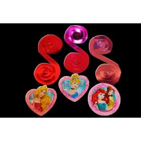 Espiral Sempertex Princesas Paquete x3 unidades