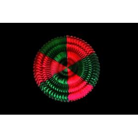 Espiral Girasol Navideño