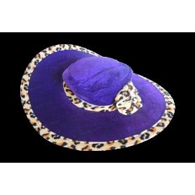 Sombrero Flor Salvaje